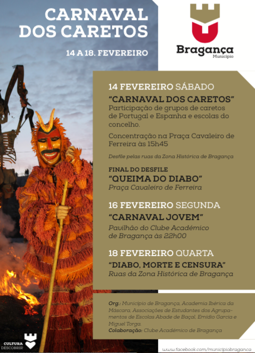 Carnaval dos caretos 2015