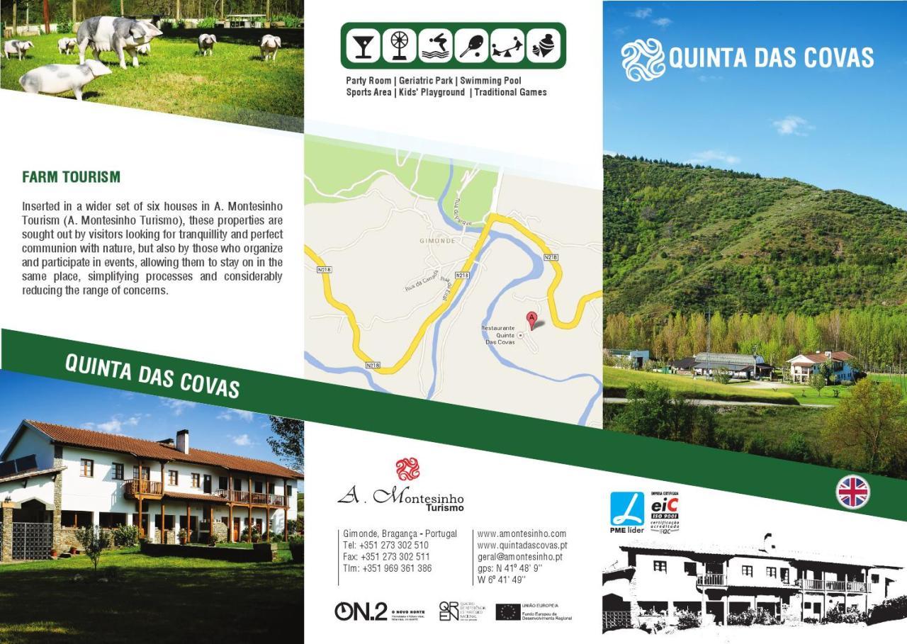 Flyer Quintas das Covas EN