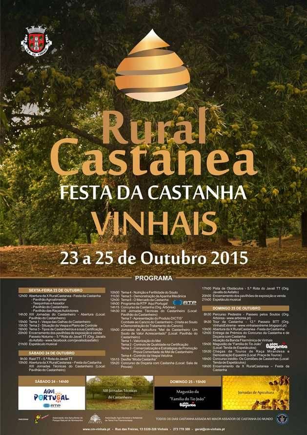 Rural Castanea-programa2015