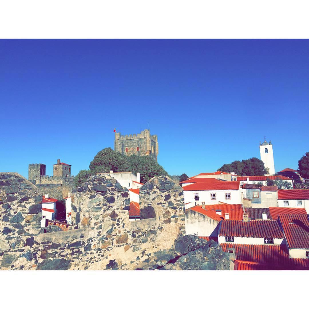 Castelo de Bragança - o que ver em braganca