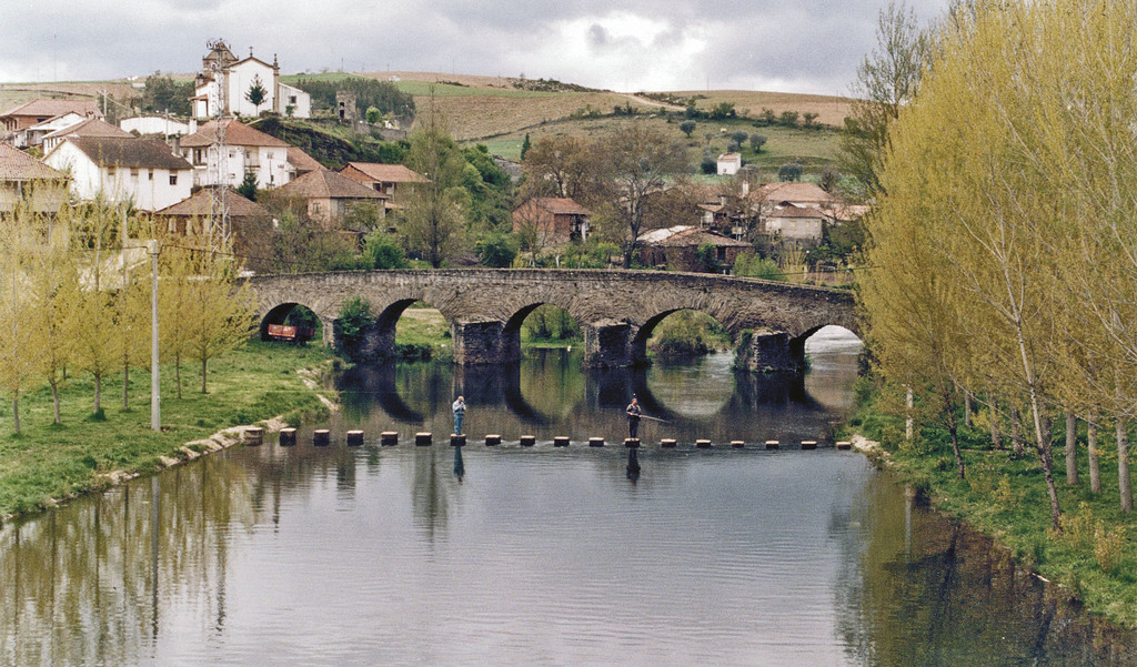 ponte de gimonde