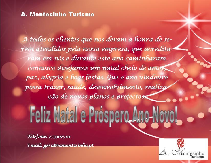 Postal A. Montesinho
