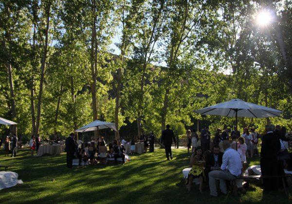 Quinta das Covas jardim casamento