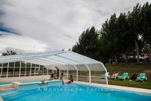 hotel com piscina em bragança