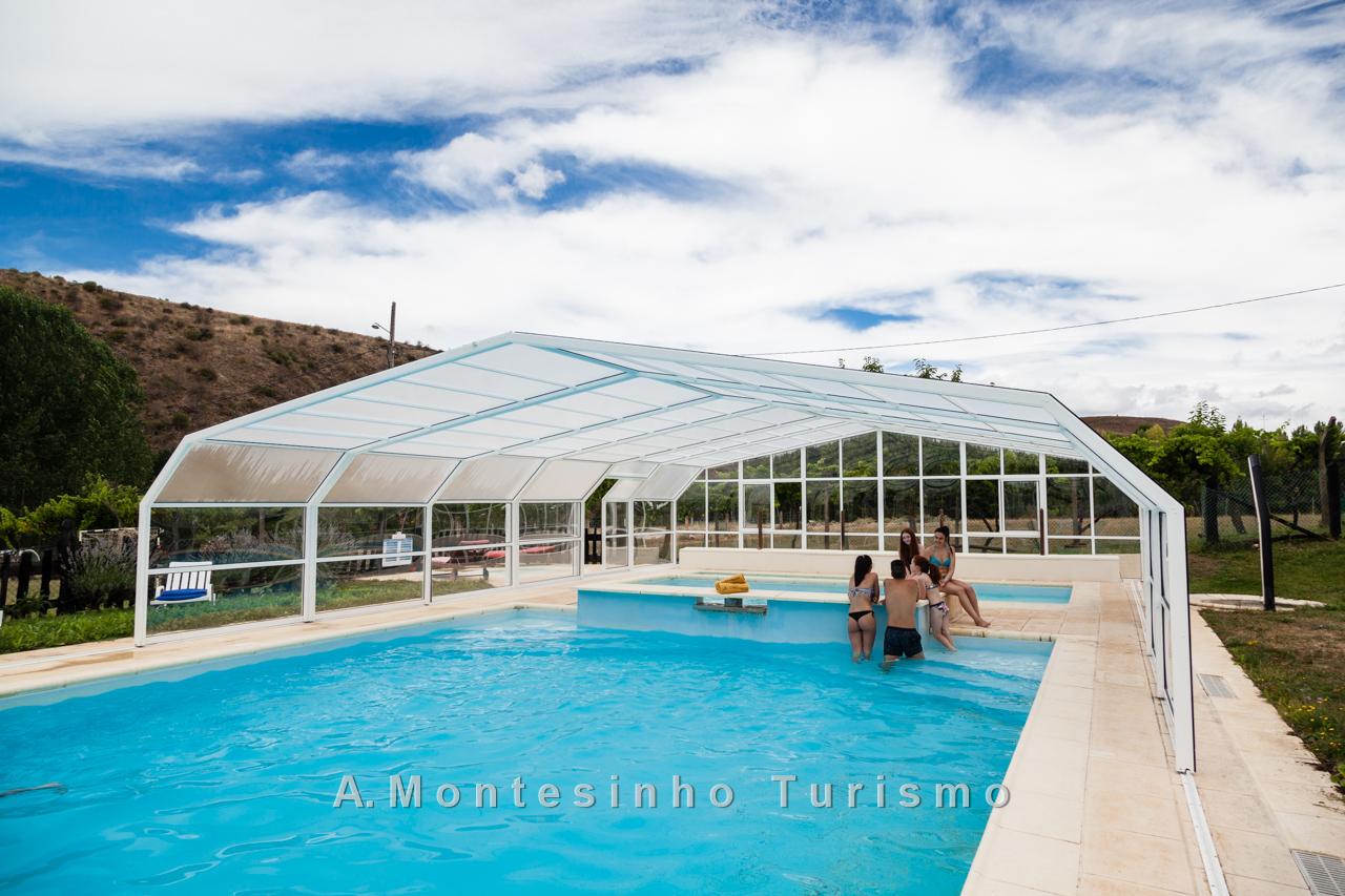 Piscina Turismo Rural Quinta das Covas