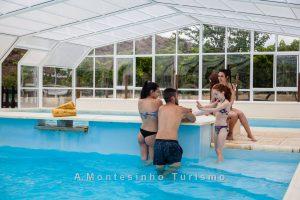 hotel com piscina Bragança