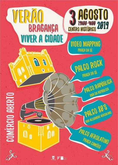 Bragança viver a cidade verão 2019