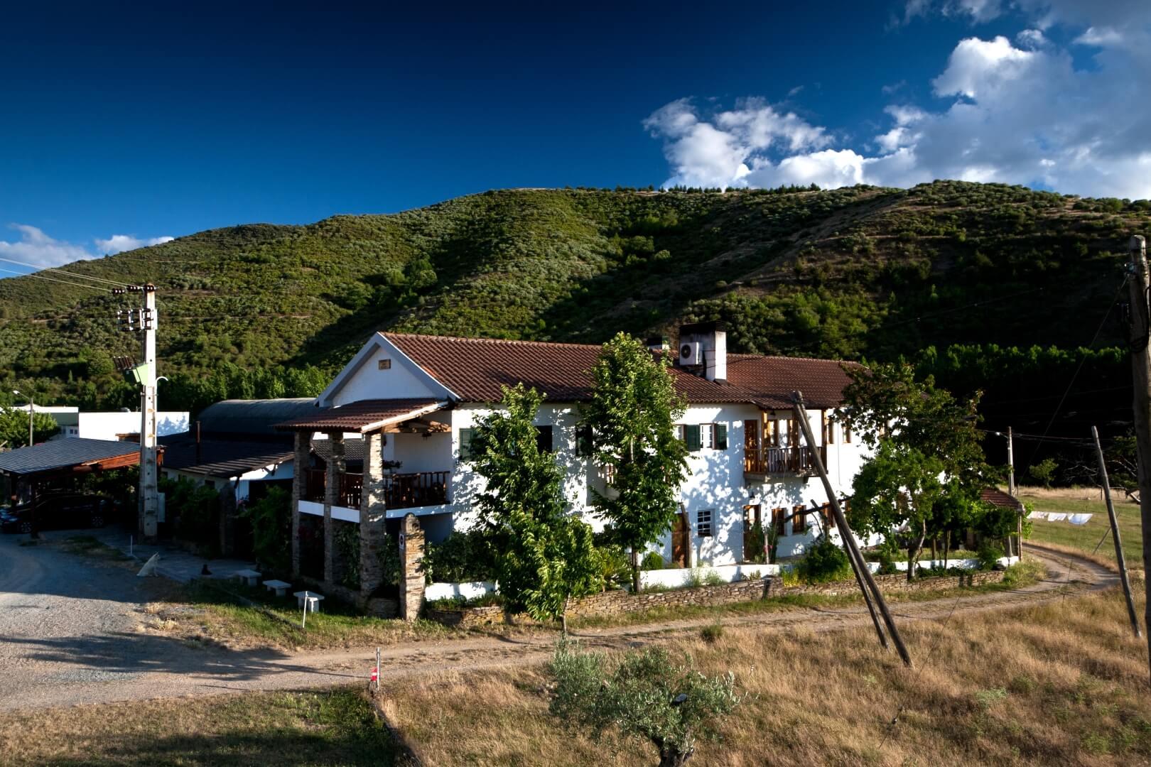 turismo rural em trás os montes