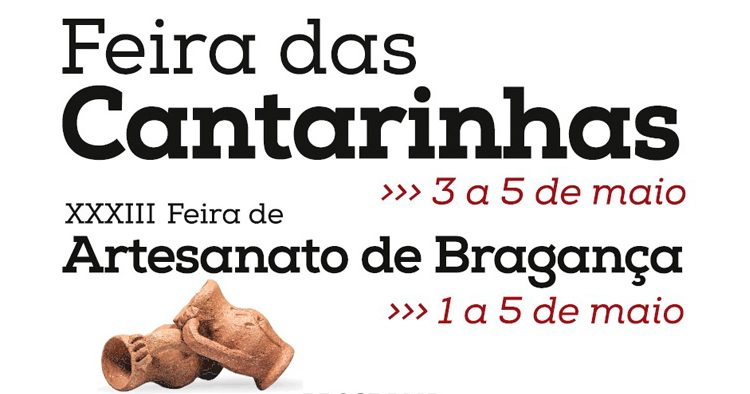 Feira das Cantarinhas Bragança 2020